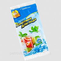 Пакет для льда 180+12 шт ФБ