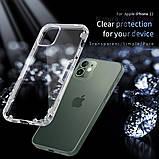 "Nillkin Apple iPhone mini 12 (5.4"") Nature TPU Case White Прозорий Силіконовий Чохол, фото 6"