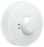 Датчик движения ДД-МВ101 1200Вт 360град 8м IP20 белый IEK