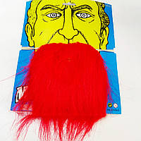 Аксессуар прикол, Красная Борода.