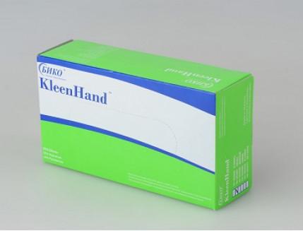 Перчатки KleenHand нитриловые без пудры размер M 100 шт/уп