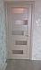 """Двері засклені міжкімнатні новий стиль Ностра """"Піана G,BLK"""" 60,70,80,90 см бук попелястий, фото 10"""