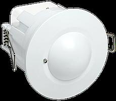 Датчик движения ДД-МВ301 1200Вт 360град 8м IP20 белый IEK