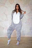 Кигуруми Мышка пижама женская мужская детская для детей