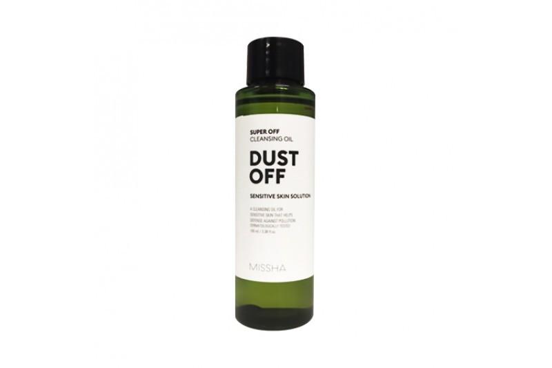 Гидрофильное масло  MISSHA Dust Off Super Off Cleansing Oil  100 мл