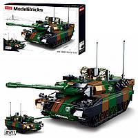 Конструктор Танк SLUBAN M38-B0839
