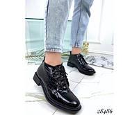 Туфли TOTO на шнуровке, фото 1