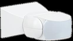 Датчик движения ДД-МВ501 1200Вт 180град 15м IP65 белый IEK