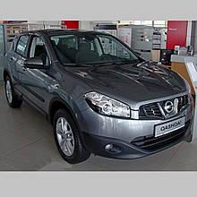 Молдинги на двері для Nissan Qashqai J10 2007-2013