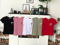 Женские футболки с принтами производство Турция