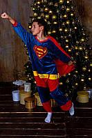 Кигуруми Супермен пижама женская мужская детская для детей, фото 1