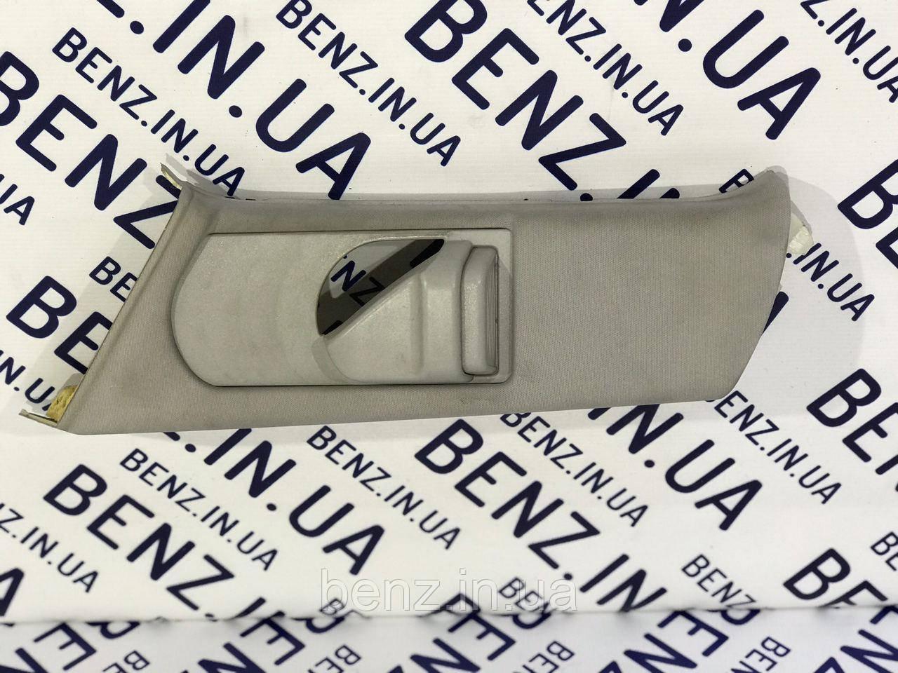 Защита стойки задняя правая W212 рестайл универсал  A2126901530
