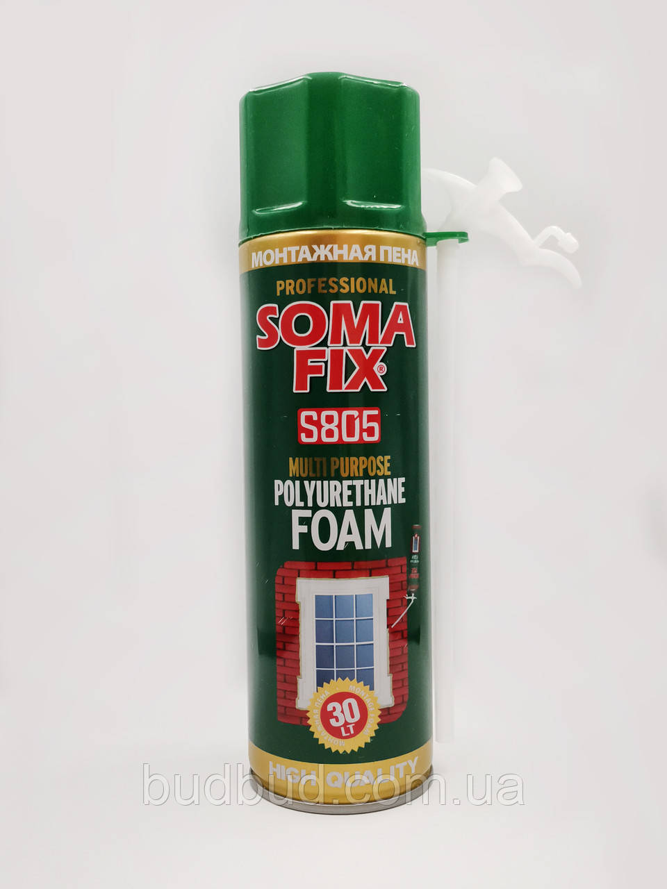 Пена монтажная SOMA FIX ручная 500 мл s805