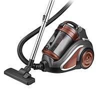 Колбовый пылесос Kassel 8078,5л (3000W) без мешка, для сухой уборки, бытовой, для дома, мощный
