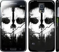 "Чехол на Samsung Galaxy S5 g900h Call of Duty череп ""150c-24"""