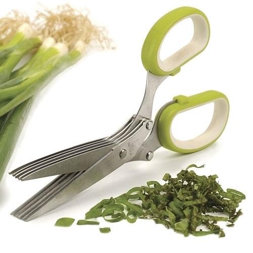 Кухонные ножницы для нарезки зелени Fackelmann