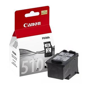 Картридж Canon Pixma MP280 (чёрный) оригинальный, струйный, стандартной ёмкости, 9ml (220 копий)