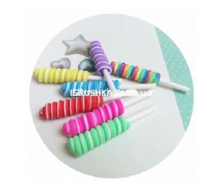 Шарм «Конфета на палочке» для слайма, фото 2