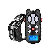 Электро-звуковой ошейник для собак дрессировочный Pet JXG-1000 водонепроницаемый, дальность до 1000 м