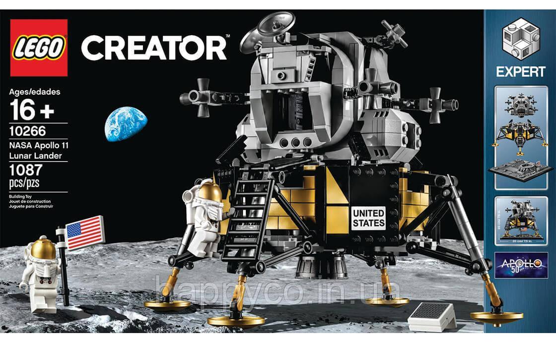 NASA Аполлон 11 Лунный Ландер