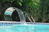 Водопад для бассейна (шейный гидромассаж)