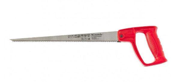 Ножовка по дереву для мелких работ 320 мм,231069 MATRIX