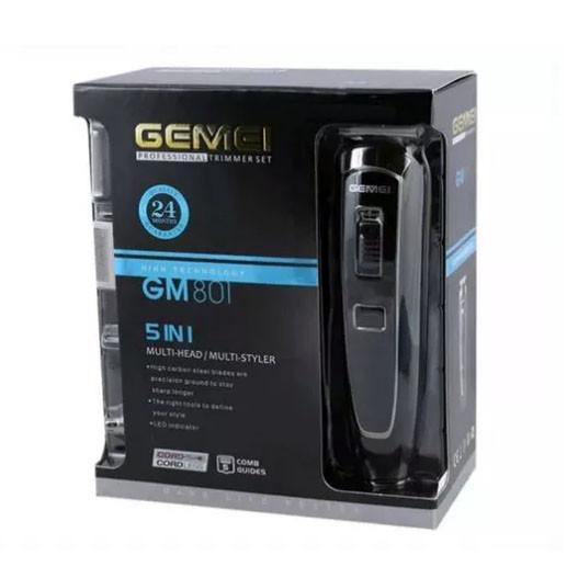 Машинка для стрижки Gemei Gm 801