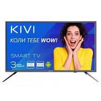 Телевизор Kivi 24H600GU Smart Tv , wi-fi , t2 , Android Tv , ультра тонкий дизайн