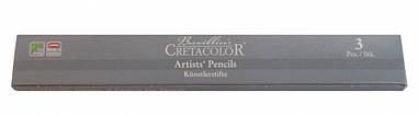 Набор карандашей для рисунка Гром 3 шт..Cretacolor
