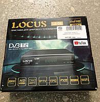 Цифровий тюнер Т2 SMART/LOCUS/STRONG