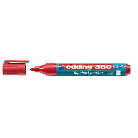 Маркер для фліпчартів Flipchart Edding 1.5-3 мм круглий червоний e-380/02