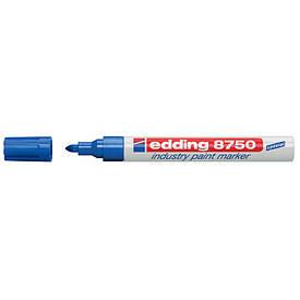 Лаковий Маркер промисловий Industry Paint Edding 2-4мм синій e-8750/03