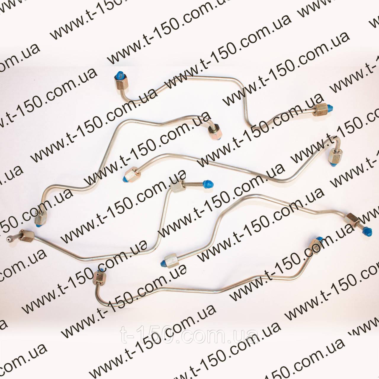 Комплект трубок ТНВД ЯМЗ-236, 236-1004300