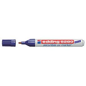 Маркер для прихованого маркування Security UV Edding для прихованої маркеровки e-8280
