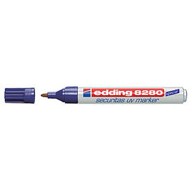 Маркер для скрытой маркировки Security UV Edding для скрытой маркеровки e-8280