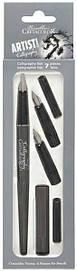 Набір ручок для каліграфії Cretacolor Artist Studio Line чорний 7шт (9014400277062)