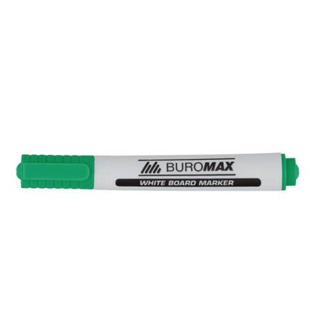 Маркер для сухостираемых досок Jobmax зеленый, фото 2