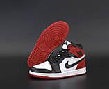 Кроссовки Nike Air Jordan 1 Retro High, кроссовки найк аир джордан 1 ретро, кросівки Nike Air Jordan 1 Retro, фото 2