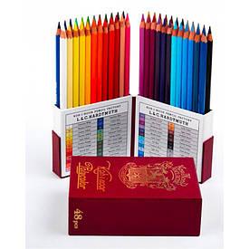 Олівці кольорові Koh-i-noor Polycolor Retro 48цв (3826048020TK)