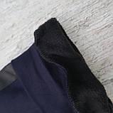 """Брючки ЗИМНИЕ для детей (на толстом МЕХУ) 4-7 лет. """"Золото"""". Детские брюки спортивные зимние теплые, фото 3"""