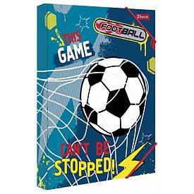 Папка для труда картонная A4 1Вересня ''Team football''