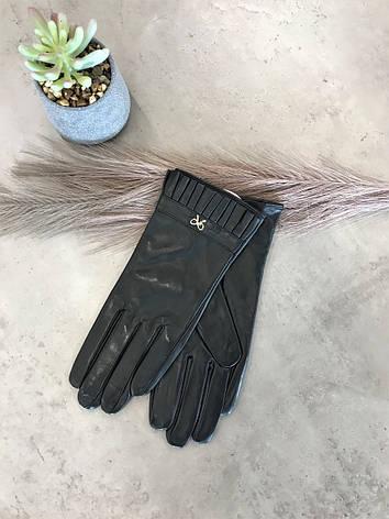 Женские кожаные перчатки 4-780, фото 2