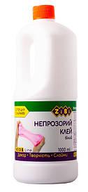 Клей PVA ZiBi 1000 мл белый (ZB.6132-12)