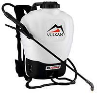 Аккумуляторный опрыскиватель Vulkan OLD-15L для сада (15 л, 20 В)