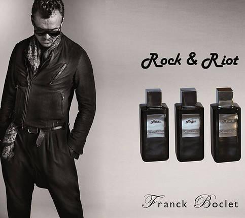 Franck Boclet Heroes парфюмированная вода 100 ml. (Тестер Франк Бокле Герои), фото 2