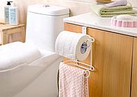 Держатель для туалетной бумаги и полотенец 19,5 х 7 х 17cm