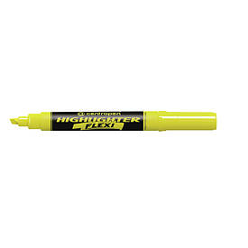 Маркер текстовыделитель FLEXI Centropen 1-5 мм скош жовтий 8542/05