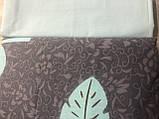 """Комплект постельного белья ТМ """"Ловец снов"""", Тропические листья, фото 2"""