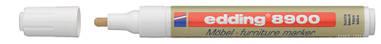 Маркер для меблів Edding бук світлий e-8900/617