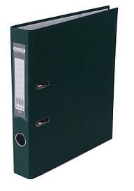 Реєстратор 5 см Buromax PP А4 одностороння зелений LUX (BM.3012-16c)